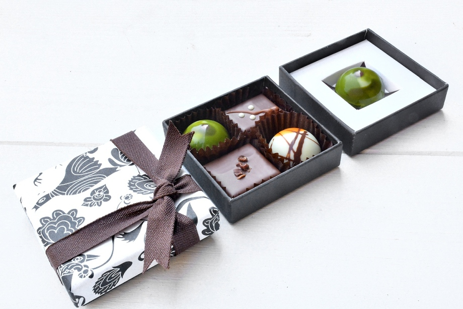 4 pcs giftbox