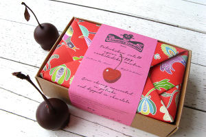 Sour cherry in chocolate 6 pcs